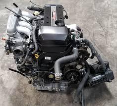 BEAMS 3SGE Engine RWD JDM 98-05 Toyota Altezza IS200 AE86 Te72 ECU ...