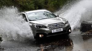 Subaru Outback Review | Top Gear