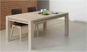 Image Table De Cuisine Blanche Avec Rallonge Table Basse Pas Cher