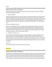 special education reform essay week running head special 2 pages
