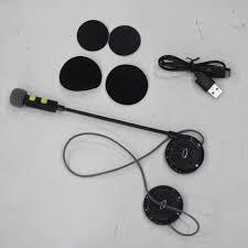 Tai nghe bluetooth KC002 dùng cho mũ bảo hiểm 3/4 và fullface