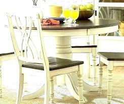 36 round white kitchen table inch dining