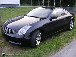 2003 Infiniti G35 Coupe For Sale id 13443