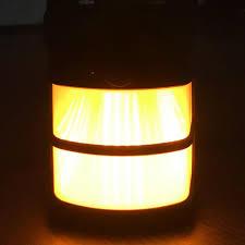 Zonne Energie 75 Led Flame Effecten Lichtgestuurde Wandlamp