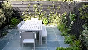 Small Picture Small modern garden design for urban garden in London with