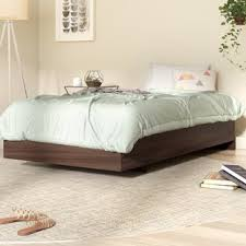 Duley Twin Platform Bed Modern \u0026 Contemporary Xl | AllModern