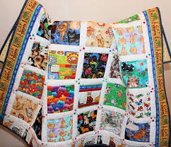cats baby quilt gender neutral baby quilt i kitties baby shower gift