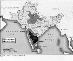 Image result for famines in India