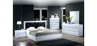 Collection Modern White Bedroom Furniture High Gloss – dieet.co