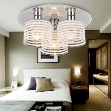 Modern Bedroom Ceiling Lights Lightinthebox Ceiling Light Modern Design Bedroom 2 Lights Black