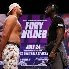 Fury-Wilder rescheduled for October 9th ...