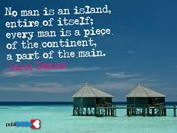 ways not to start a no man is an island essay ldquomeditation 17rdquo by john donne essay example for