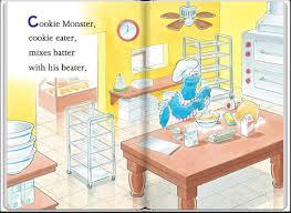 Baker Baker Cookie Maker Sesame Street By Linda Hayward Tom