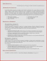 templet for resume resume examples templates fresh administrative assistant resume