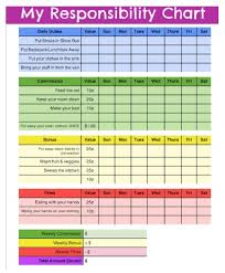 Daily Routine Chart For 5 Year Old 20 Thorough Daily Routine Chart For Kids Template
