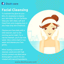 docttocare home remes for glowing skin
