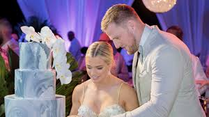 The two apparently met through ohai's sister megan, who is married to watt's teammate brian cushing. J J Watt Shares Photos From Secret Wedding In Bahamas Sporting News