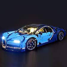Lego technic bugatti chiron set 42083 has been officially revealed. Amazon Com Lightailing Light Set For Bugatti Chiron Building Blocks Model Led Light Kit Compatible With Lego 42083 Not Included The Model Toys Games