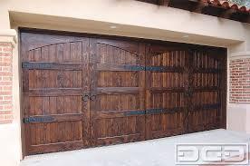 dynamic garage doorsSpanish Colonial 14  Custom Architectural Garage Door  Dynamic