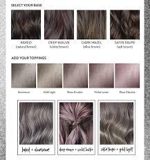 Heres How To Work Metallic Toned Tresses The Next Big Hair