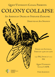 Colony Collapse Poster