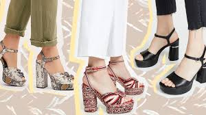 Best <b>Platform Shoes 2019</b> | 13 Trendy Pairs to Shop | StyleCaster
