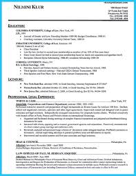 Cool Arranging A Great Attorney Resume Sample Check More At Http