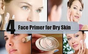 4 face primer for dry skin