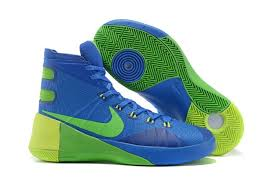 nike basketball shoes hyperdunk blue. men nike hyperdunk 2015 hd basketball shoes running sneaker blue and yellow | free shipping,online retailer k