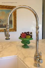 Kohler Brass Kitchen Faucet This Is What I Have In My Kitchen Kohler Artifacts Collection