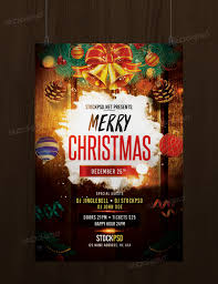 Free Christmas Flyer Templates Download Download Merry Christmas Free Psd Flyer Template Free