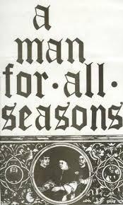 a man for all seasons written by robert bolt a man for all seasons poster image