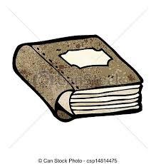 old book cartoon csp14814475