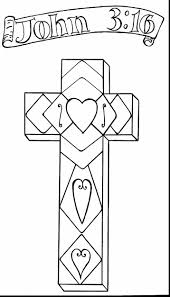 Free Printable Easter Cross Coloring Pages Free Coloring Pages