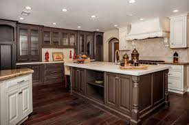 Home Floor And Kitchens Choosing Hardwood Floors And Kitchen Cabinets Kitchen