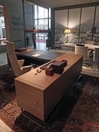 Ceo Office Design Interesting Escritorio De Director De Madera De Metal De Cuero DECK By
