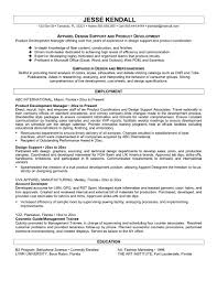 Manufacturing Resume Samples And Design Engineer Resume Manufacturing Resumes Samples Light Sevte 18