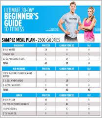 28+ Meal Plan Templates | Free & Premium Templates