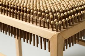 Unique wood chair Contemporary Wood Behance Painful Chair On Behance