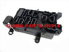 2006 2007 ford f250 f350 f450 f550 super duty fuse box assembly oem new genuine