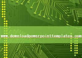 Powerpoint Circuit Theme 11 Best Photos Of Electronics Powerpoint Template Themes
