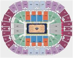 Final Four Seating Chart Detailed Final Four Seating 2019