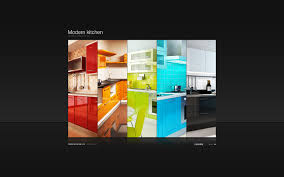 Kitchen Remodeling Templates Website Template 29223 Modern Kitchen Remodel Custom Website