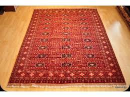 sold out 8 x 11 antique turkmen saryk bukhara tekke turtoman rug
