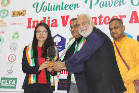 New Light India Volunteer Monika Ingudam Appointed National Ambassador For India