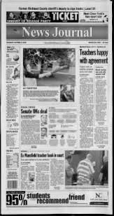 News-Journal from Mansfield, Ohio on October 2, 2008 · 1