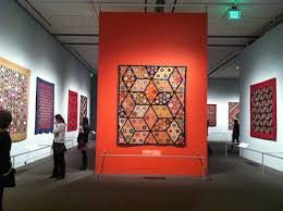 A Sense of Place » Quilts and Color in Boston & Rather than going with the usual narrative of folk art or decorative art,  they grouped quilts by color ... Adamdwight.com
