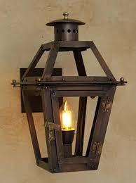 12 french quarter lantern with candelabra socket bracket bulb not included