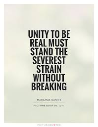 Quotes About Unity Cool Unity Quotes Unity Sayings Unity Picture Quotes