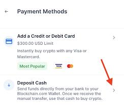 how do i crypto via bank transfer